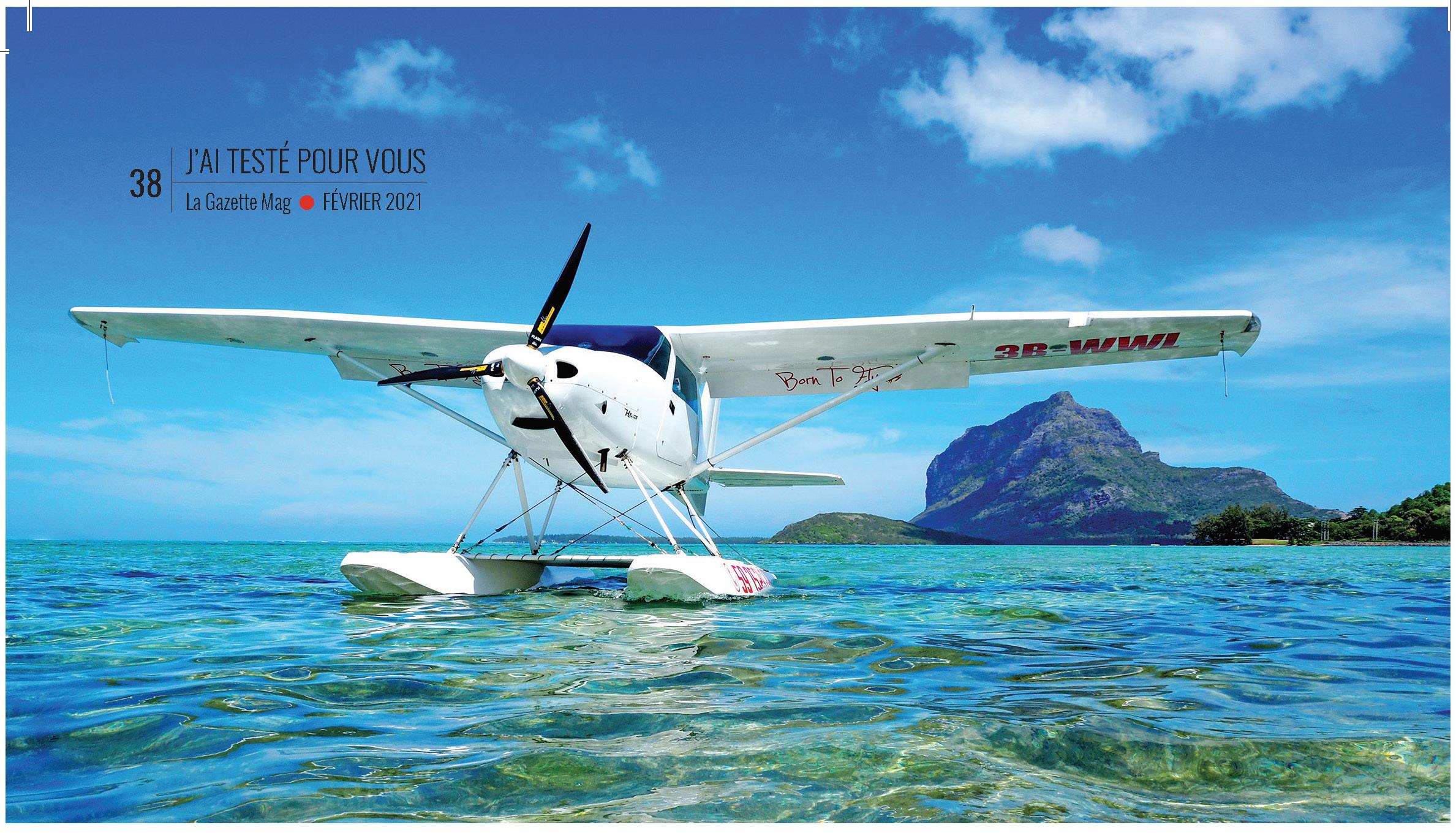 LagoonFLIGHT Mauritius