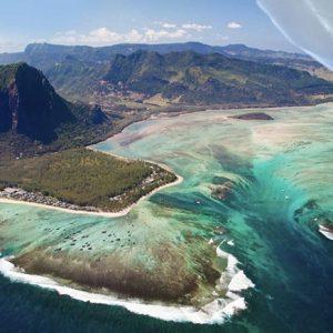 Une illusion fascinante se trouve à la pointe Sud-Ouest de notre île !